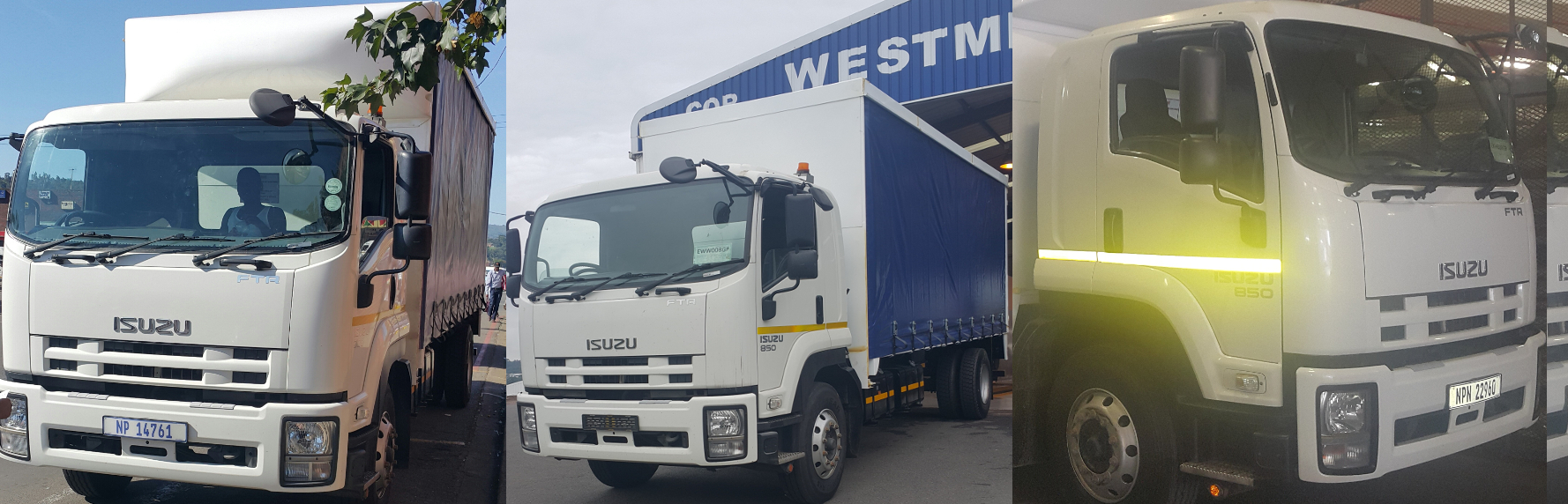 We offer Safe, Efficient and Reliable transport solutions